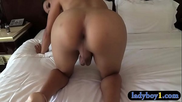 Pretty Ladyboy Asian